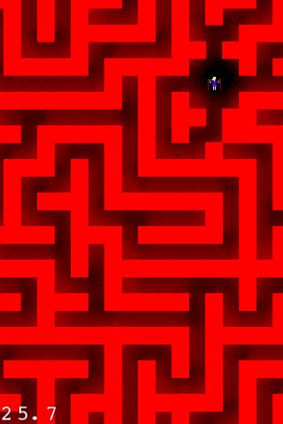 Maze Game 1st Screenshot